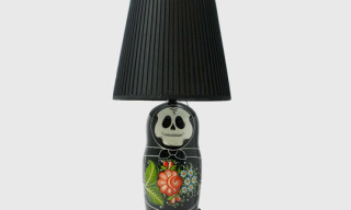 Suicoke 'Matryushka Doll' Lamp