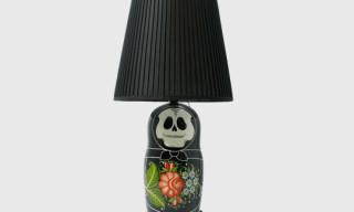 Suicoke 'Matryushka Doll' Lamp