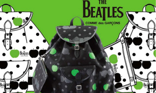 The BEATLES Comme des Garçons Rucksacks