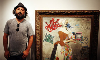 The Talks: An Interview with Mr. Brainwash