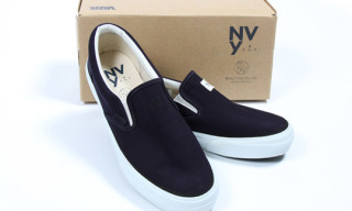 Vans x NVy by F.A.T x Beauty & Youth Slip-On