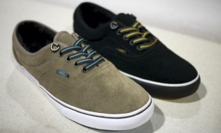 Vans Outdoor Classics Fall/Winter 2012 Preview