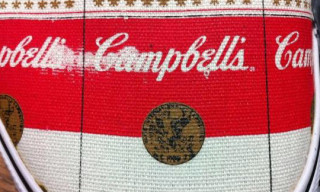 Supreme x Vans Authentic 'Campbell's Soup' Spotted