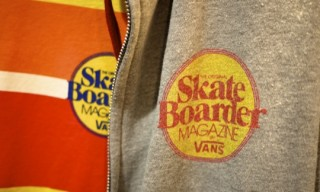The Skateboarder Magazine x Vans Capsule Collection Preview