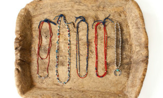 visvim Beads Necklace Collection