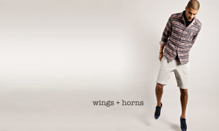 Wings + Horns Spring/Summer 2012 Lookbook