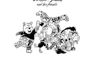 Winnie Tattooh: Winnie The Pooh Characters With Tattoos