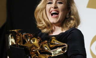 2012 Grammy Winners – Adele Cleans Up