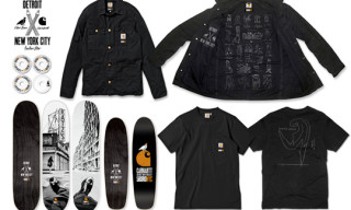 Carhartt x 5Boro NYC Capsule Collection