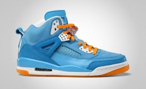 Jordan Spizike University Blue Vivid Orange  e979b3a573