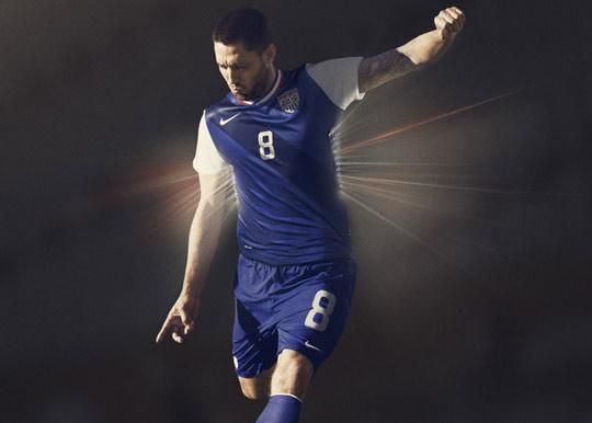 Nike Soccer Unveils Usa Away National Team Kit Highsnobiety