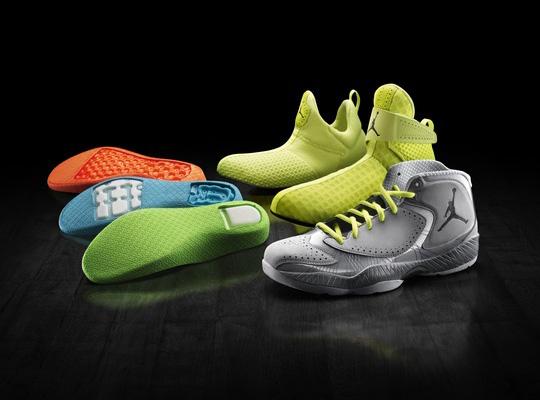 Air Jordan 2012 - A First Look