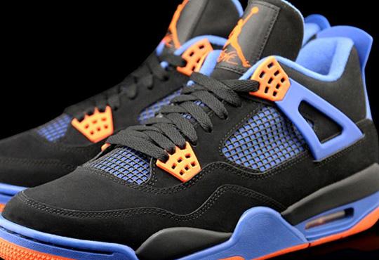 Air Jordan 4 Couleurs Knicks