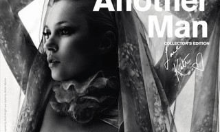 Another Man Magazine Collector's Edition featuring Kate Moss Cover