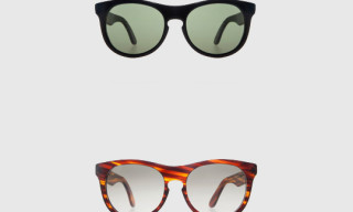 L.G.R. for A.P.C. Sunglasses