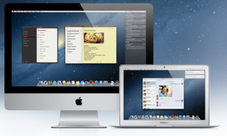 Apple MAC OS X Mountain Lion Sneak Peek