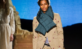 Band of Outsiders Fall/Winter 2012 Collection – Runway