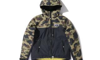 Bape 1st Camo Pertex Nylon Jacket