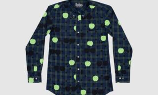 BEATLES Comme des Garcons Tartan Check Shirts