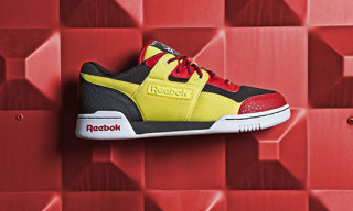 BEATNIC x Reebok Workout 25th Anniversary