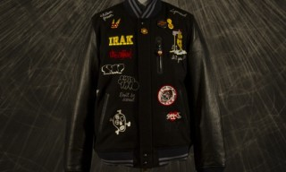 Ben Solomon aka King Solomon NSW Bespoke Destroyer Jacket