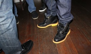 Billionaire Boys Club x Mark McNairy Boots