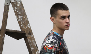 Christopher Kane Spring/Summer 2012 Men's Collection styled by Tony Irvine