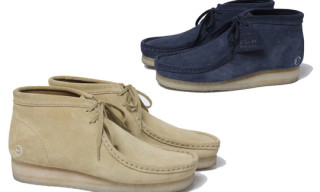 uniform experiment x Clarks Originals Wallabee Spring/Summer 2012