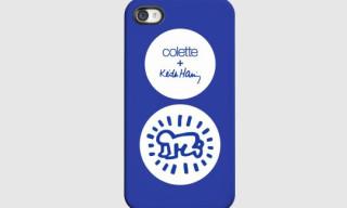 Case Scenario x colette 'Keith Haring' iPhone 4 Case