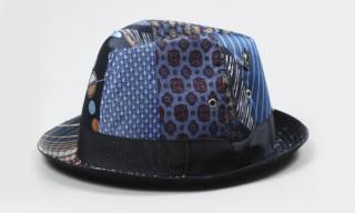 Comme des Garçons Shirt Pattern Hat