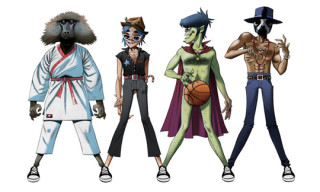 Music: Gorillaz, Andre 3000, James Murphy – DoYaThing