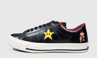 Converse One Star Super Mario Bros. OX