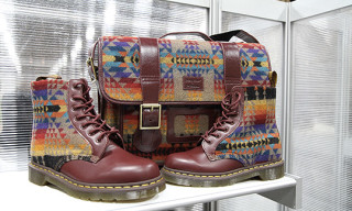 Dr. Martens and Pendleton Boots and Bag Fall/Winter 2012