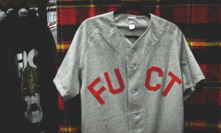 FUCT x Ebbets Field Flannels and More at S.L.A.T.E.'s PROJECT 10