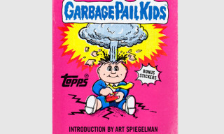 Garbage Pail Kids by Abrams Comicarts