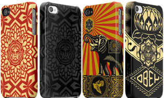 Incase for Shepard Fairey Collection