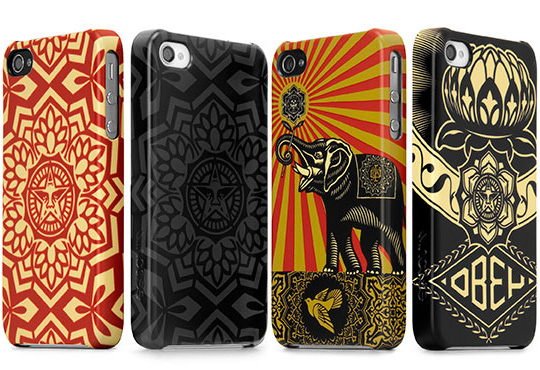 incase for shepard fairey collection highsnobiety