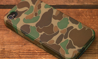 J.Crew Cloud Camouflage Rubber iPhone 4G Case
