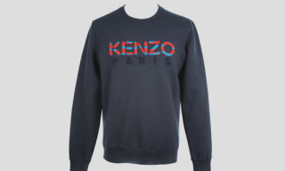 Kenzo Jungle Pattern Logo Sweaters for colette