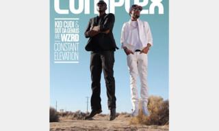 Kid Cudi & Dot Da Genius Cover Complex's WZRD Week