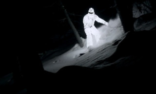Video: Jacob Sutton's L.E.D. Surfer – Night Time Snowboarding