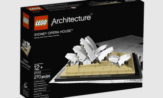 LEGO Architecture Launches the Sydney Opera House