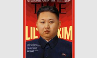 Lil' Kim Time Magazine Cover – Kim Jong Un