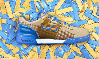 Limited Edt x Reebok Workout 25th Anniversary