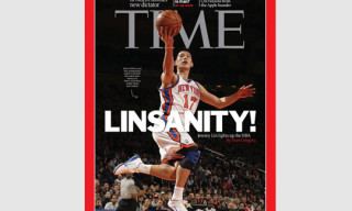 Jeremy Lin 'Linsanity' Time Magazine Cover