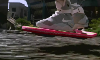 Mattel Announces Production of the Official Back To The Future Hover Board