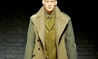 McQ Fall/Winter 2012 Collection – Runway