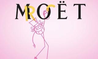 Moët & Chandon Rosé x André 'Tag Your Love' Campaign