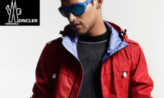 Moncler Grenoble Spring/Summer 2012 Lookbook