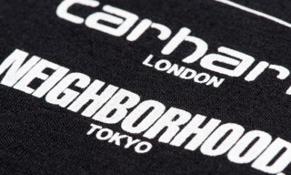 Carhartt WIP x Neighborhood Preview